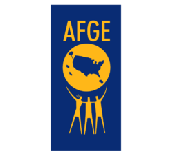 250px AFGE Official Logo