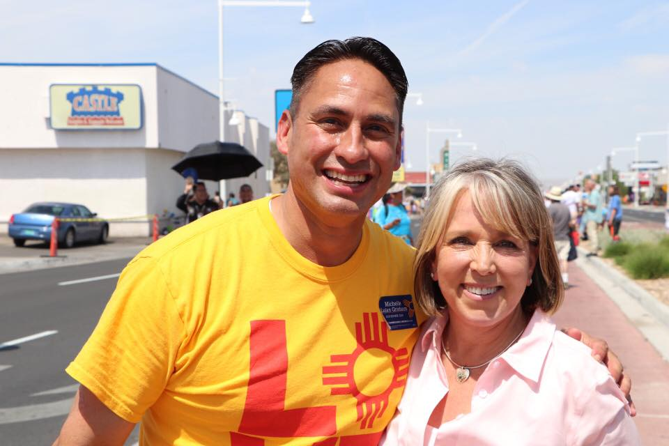 Congresswoman Michelle Lujan Grisham Is A 12th Generation New Mexican Who Has Dedicated Her Life To Serving Community While Fighting For Families